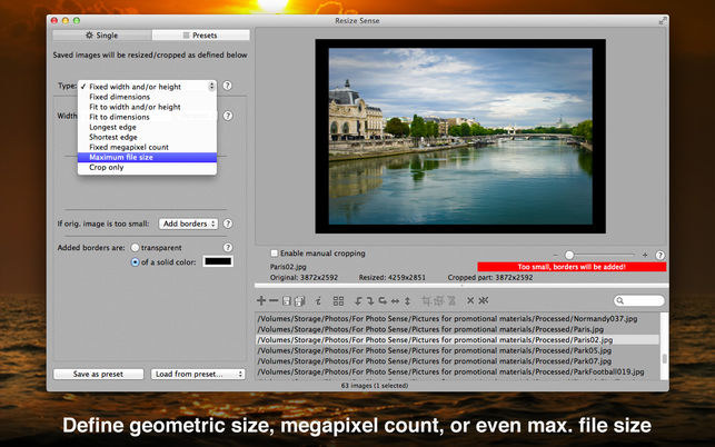 Top 10 Apps for Resizing Photos on Mac
