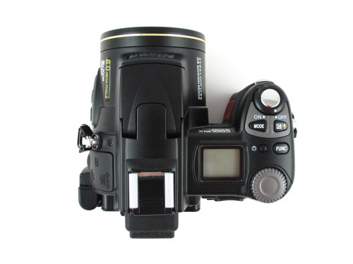 dslr camera with raw images