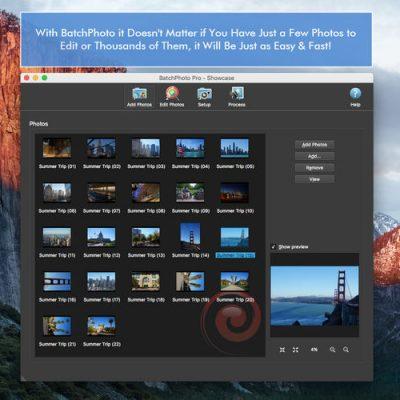 Top 10 Programmi per Mac per Convertire Più Immagini Contemporaneamente