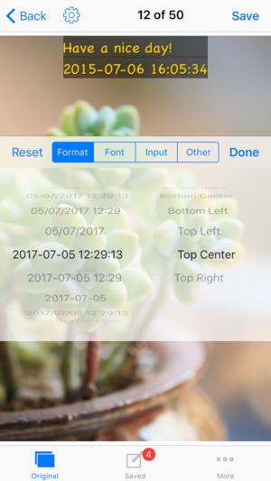 Las Mejores Apps para Añadir Fecha y Hora a las Fotos en iPhone