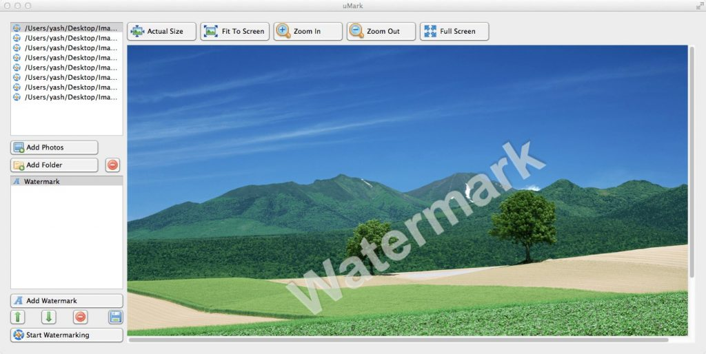 Top 10 Apps para Añadir Marcas de Agua a las Fotos en Mac