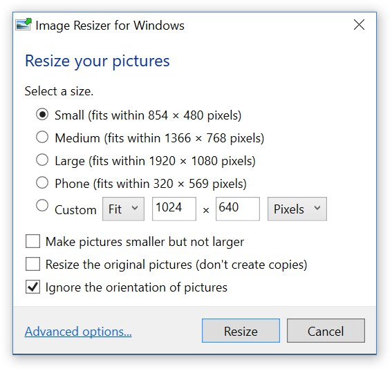 Top 10 Apps for Resizing Photos on Windows