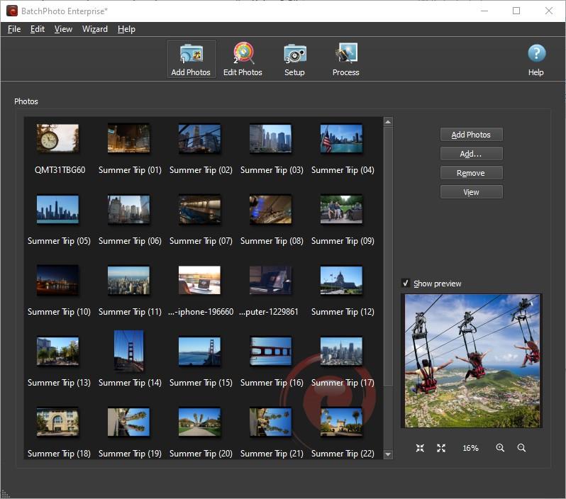 How to Batch Crop Photos